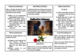 Reflective Reading/ Literacy - NEW Beauty and the Beast film