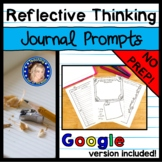 Reflective Thinking Journal Prompts