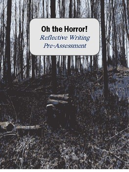 NO PREP! Reflective Writing Assessment