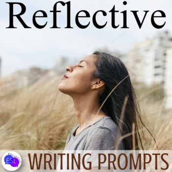 Reflective Writing Prompts By Rike Neville  Teachers Pay Teachers Reflective Writing Prompts