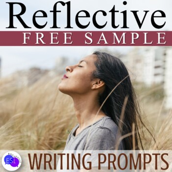 Reflective Writing Prompts:  Getting to Know You/Yourself (free sample)