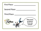 Reflex Math Signs