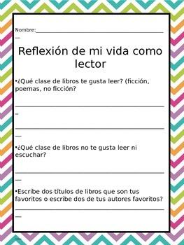 Reflexion de Vida como Lector
