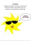 Reflexiones del verano: Summer Reflections