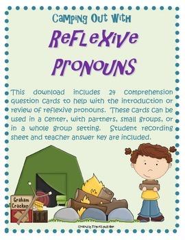 Reflexive Pronoun Campout!