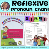Reflexive Pronoun Chant -  I Can Do It Myself - Song and Lesson Plan