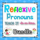 Reflexive Pronouns PowerPoint and Activities