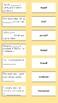 Reflexive Pronouns Card Match