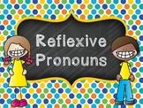 Reflexive Pronouns Common Core