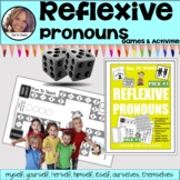 Reflexive Pronouns - English Grammar Games and Activities
