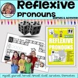 Reflexive Pronouns - ESL - English Grammar Games and Activities