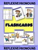 Reflexive Pronouns Flashcards