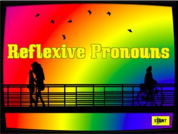 Reflexive Pronouns Review (Interactive Game)