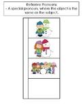 Reflexive Pronouns - Interactive Notebook
