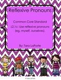 Reflexive Pronouns L2.1c