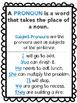 Reflexive Pronouns - Lesson & Activities