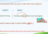 Reflexive Pronouns Packet!