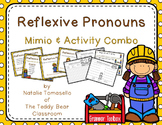 Reflexive Pronouns: Read the Room, Center Activity, and Mimio Combo
