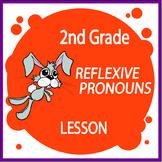 Reflexive Pronouns Activities – 2nd Grade Grammar Lesson + Pronoun Worksheets