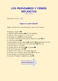 Reflexive Pronouns in Spanish