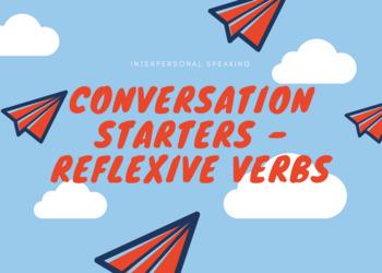 Reflexive Verb Communicative Practice