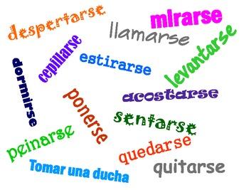 Reflexive Verb Matamoscas -- Así Se Dice Level 2 (ASD2) Ca