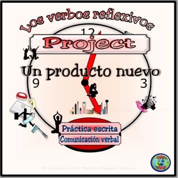 Reflexive Verb Writing Project - Un Anuncio De Un Producto Nuevo
