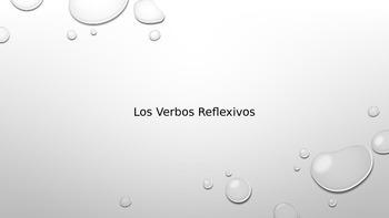Reflexive Verbs-Daily Routine