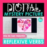 Reflexive Verbs Spanish Digital Mystery Picture   Día de S