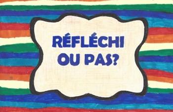Reflexive Verbs Practice