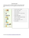 Reflexive Verbs Practice With Emoji