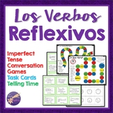 Reflexive Verbs, Spanish, Imperfect Tense, Conversation, G