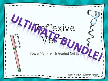 Reflexive Verbs - Ultimate Bundle