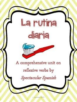 Reflexive Verbs Unit