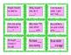 Reflexive and Reciprocal Pronoun Cards