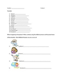 Reflexive verb Quiz/Worksheet