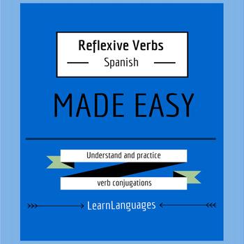 Reflexive verbs in Spanish - Verbos reflexivos