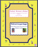 Spanish Reflexives (Esto es lo que hago)– Rap-like Chant, Exercises and MP3