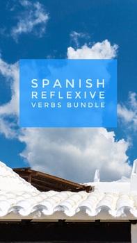Spanish Reflexive Verb Bundle