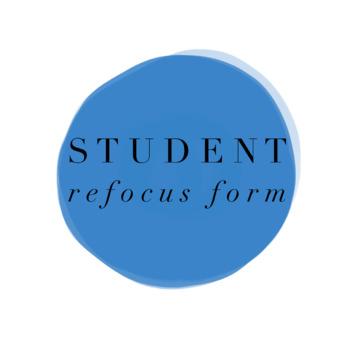 Refocus Form