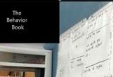 Classroom Management Zip File:High Score, Behavior Book, F