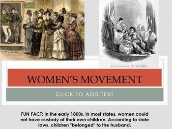 Reform Movement Powerpoint
