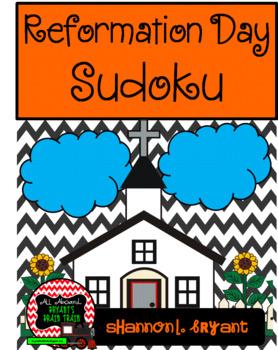 Reformation Day Puzzle Bundle