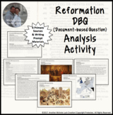 Reformation Document Analysis Writing Assignment DBQ Format