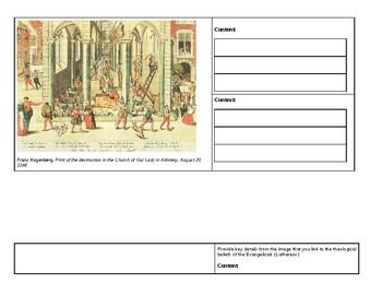 Reformation Era Imagery