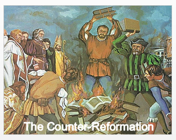 """""""The Counter Reformation"""" + Assessment"""