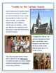 """The Reformation - """"Trouble for the Catholic Church"""" + Assessment"""
