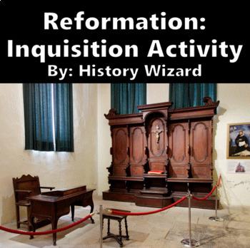 Reformation: Inquisition Activity