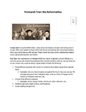 Reformation Postcards