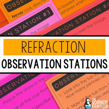Refraction Observation Stations